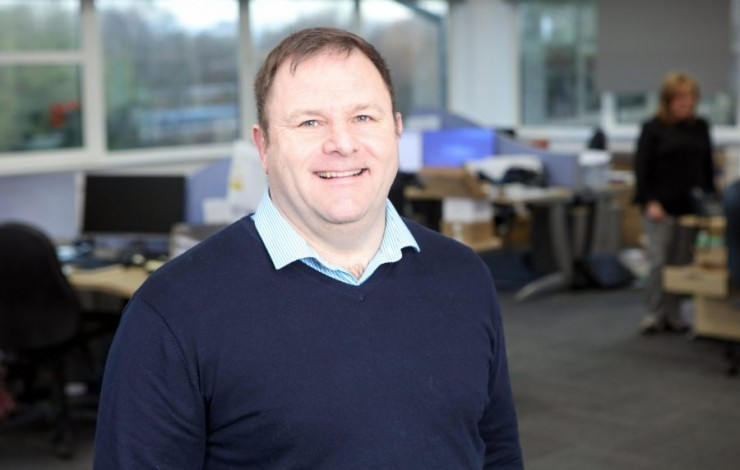 5 minutes with our Managing Director, Mike Ainscough