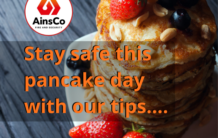 Pancake Day: Safety tips for Shrove Tuesday