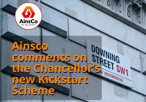 """""""A traineeship is not suitable for everyone"""" - Ainsco comments on the Chancellor's new Kickstart Scheme"""