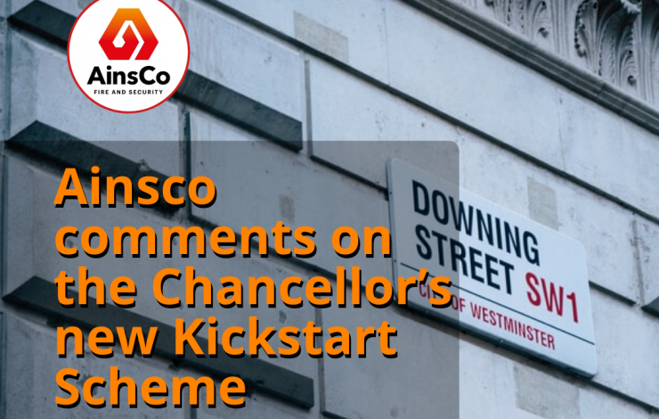 """A traineeship is not suitable for everyone"" - Ainsco comments on the Chancellor's new Kickstart Scheme"