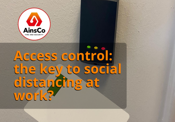 Social distancing policies at work? Make things even easier with the use of an access control system